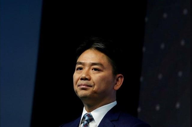 Ông Lưu Cường Đông tại một diễn đàn an ninh ở Hong Kong hồi tháng 6. Ảnh: REUTERS