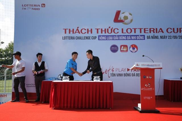 Gặp gỡ cầu thủ Võ Huy Toàn – Gương mặt được các cầu thủ nhí rất yêu thích