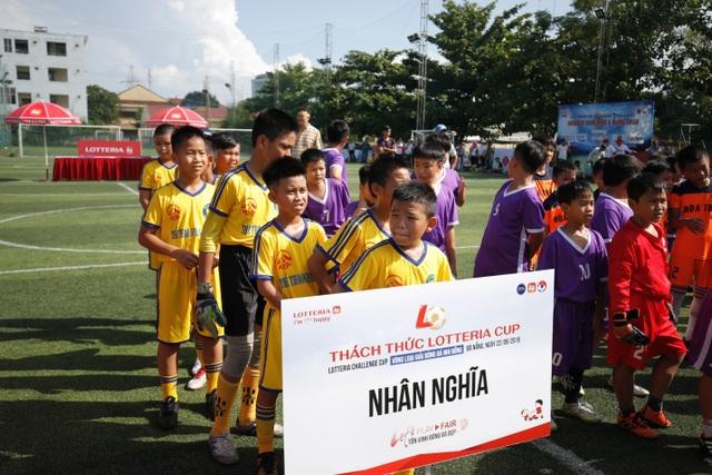 Đại diện dành chức vô địch vòng loại – Nhân Nghĩa FC