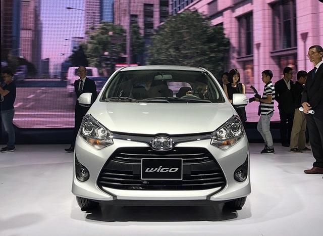 Wigo trở thành xe Toyota rẻ nhất tại Việt Nam - 1