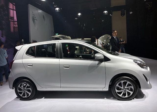 Wigo trở thành xe Toyota rẻ nhất tại Việt Nam - 3
