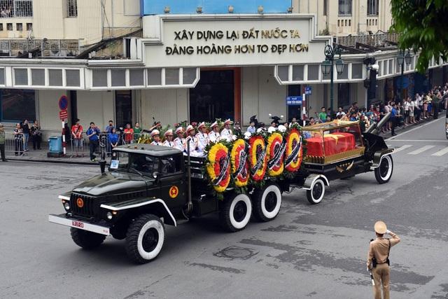 Lễ truy điệu trang trọng tại tang lễ Chủ tịch nước Trần Đại Quang - 12