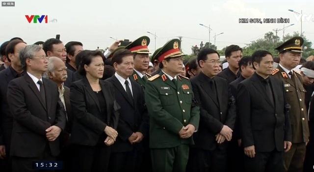 Chủ tịch nước Trần Đại Quang đã an nghỉ tại quê nhà - 15