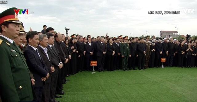 Chủ tịch nước Trần Đại Quang đã an nghỉ tại quê nhà - 23