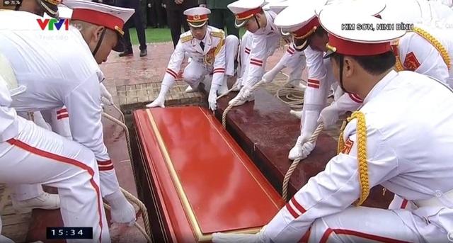 Chủ tịch nước Trần Đại Quang đã an nghỉ tại quê nhà - 8