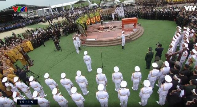 Chủ tịch nước Trần Đại Quang đã an nghỉ tại quê nhà - 18