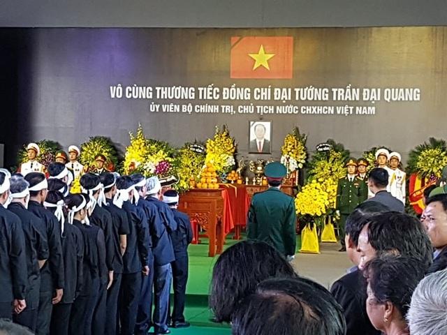 Chủ tịch nước Trần Đại Quang đã an nghỉ tại quê nhà - 28