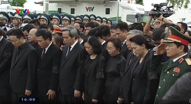 Chủ tịch nước Trần Đại Quang đã an nghỉ tại quê nhà - 3