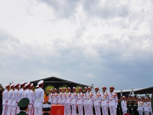 Chủ tịch nước Trần Đại Quang đã an nghỉ tại quê nhà - 10