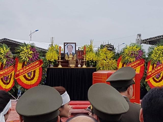 Chủ tịch nước Trần Đại Quang đã an nghỉ tại quê nhà - 21