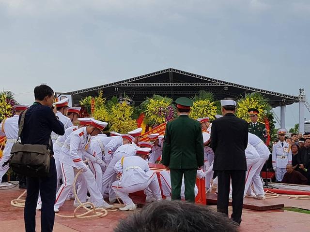 Chủ tịch nước Trần Đại Quang đã an nghỉ tại quê nhà - 9