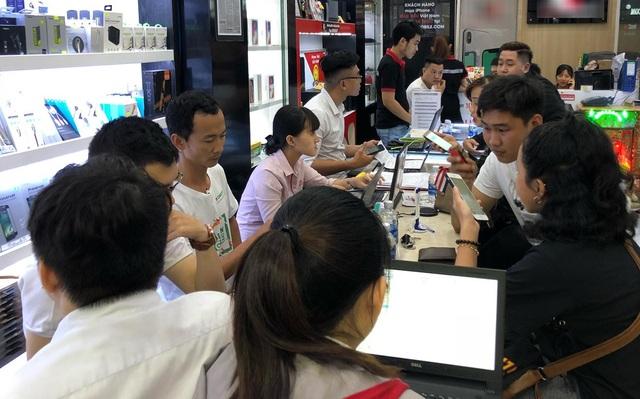 Sức mua iPhone XS Max tăng tại Việt Nam