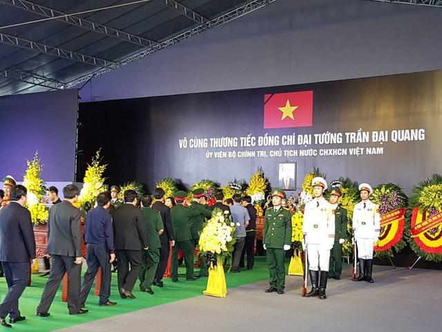 Chủ tịch nước Trần Đại Quang đã an nghỉ tại quê nhà - 30
