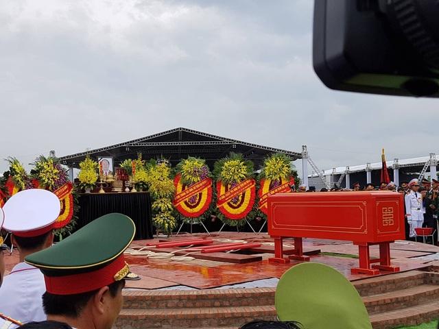 Chủ tịch nước Trần Đại Quang đã an nghỉ tại quê nhà - 20