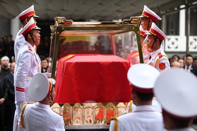 Lễ truy điệu trang trọng tại tang lễ Chủ tịch nước Trần Đại Quang - 6