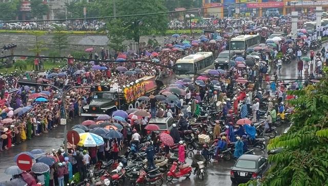 Chủ tịch nước Trần Đại Quang đã an nghỉ tại quê nhà - 35