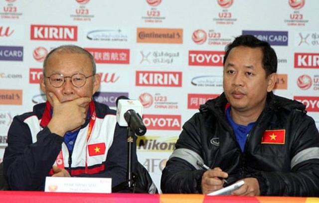 Quan điểm của VFF hiện tại là tôn trọng quyết định muốn rút khỏi đội tuyển Việt Nam trước thềm AFF Cup 2018, của trợ lý ngôn ngữ Lê Huy Khoa
