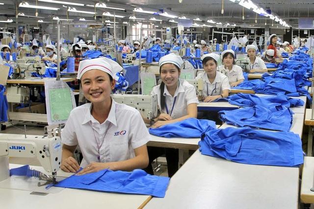 Năm 2030 ngành Dệt may Việt Nam cần tới 210.000 lao động