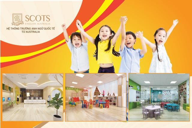 Scots English Australia khai trương cơ sở mới có tên Scots English Mỹ Đình đạt tiêu chuẩn quốc tế.