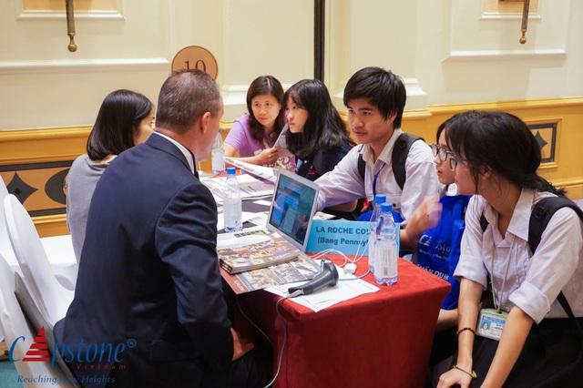 Cơ hội học bổng toàn phần tại triển lãm du học Study USA - Đại học và cao đẳng Hoa Kỳ - 1