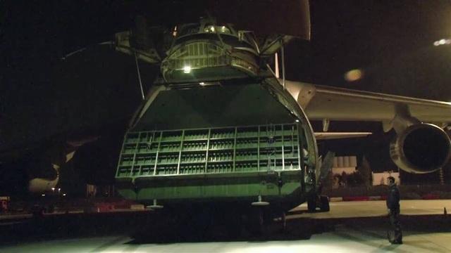 Hệ thống tác chiến điện tử Krasukha 4 (Ảnh: Almasdarnews)