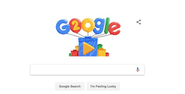 Google tròn 20 tuổi, vẫn là website truy cập nhiều nhất tại Việt Nam - 1