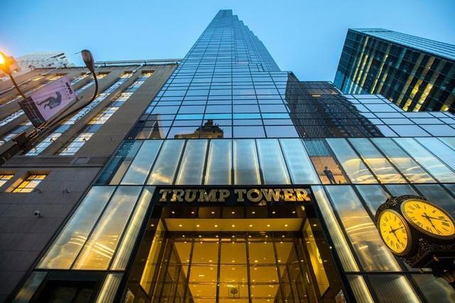 Tháp Trump tại New York, Mỹ (Ảnh: NYP)