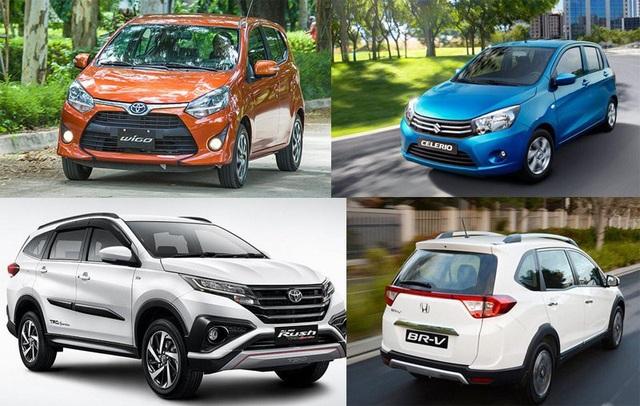 Xe Thái và Indonesia nhập về nhiều, tác động lớn đến giá xe trong nước