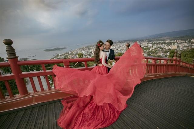 Điểm danh 5 vị trí chụp đẹp nhất tại thiên đường ảnh cưới Sun World Halong Complex - 8