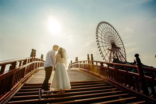 Điểm danh 5 vị trí chụp đẹp nhất tại thiên đường ảnh cưới Sun World Halong Complex - 9