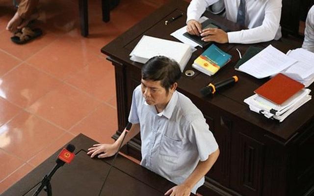 Bị can Trần Văn Thắng.