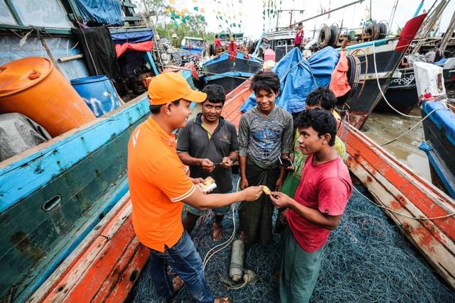 Viettel lập kỷ lục tăng trưởng mới tại Myanmar - 1