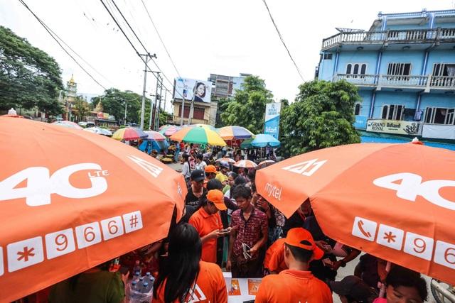 Viettel lập kỷ lục tăng trưởng mới tại Myanmar - 2