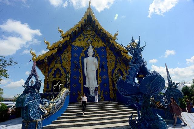 Nơi đây là địa điểm thu hút du khách khi tới miền Bắc Thái Lan.
