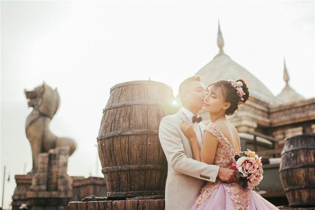 Điểm danh 5 vị trí chụp đẹp nhất tại thiên đường ảnh cưới Sun World Halong Complex - 2