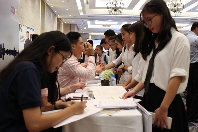CPA Australia Careers 2018 sẽ mang đến cho các bạn sinh viên hàng trăm cơ hội việc làm tại các công ty hàng đầu và những thông tin hữu ích cho việc định hướng nghề nghiệp sau này.
