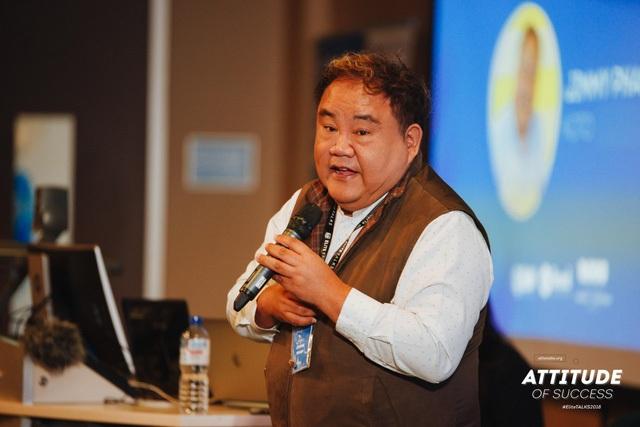 Diễn giả: Jimmy Pham AM – Người sáng lập tổ chức KOTO – tổ chức phi lợi nhuận giúp đỡ và huấn luyện những bạn trẻ Việt Nam thiếu may mắn trong ngành công nghiệp khách sạn