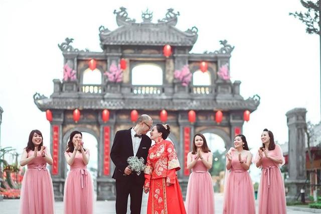 Điểm danh 5 vị trí chụp đẹp nhất tại thiên đường ảnh cưới Sun World Halong Complex - 4