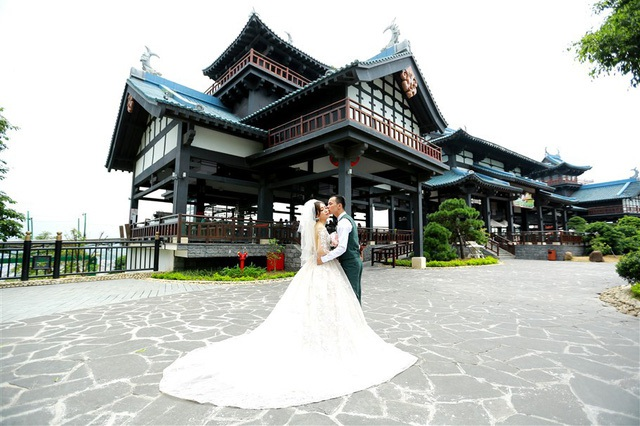 Điểm danh 5 vị trí chụp đẹp nhất tại thiên đường ảnh cưới Sun World Halong Complex - 5