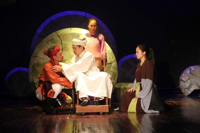 Vở Thế sự của Nhà hát Kịch Việt Nam sẽ được công diễn trong Liên hoan Sân khấu Thủ đô 2018.