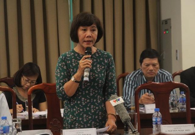 TS Nguyễn Thị Hậu đề nghị cần sớm đưa Dinh Thượng thơ vào danh sách bảo tồn