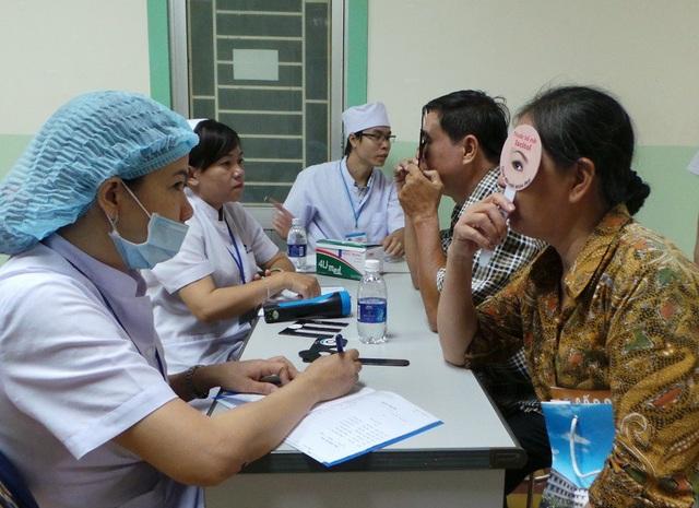 Người dân sẽ được khám bệnh miễn phí, không giới hạn số lượng tại ngày hội sức khỏe