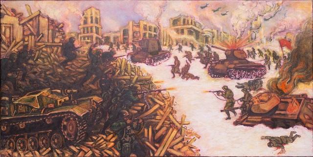 Trận Stalingrad (1942-1943)