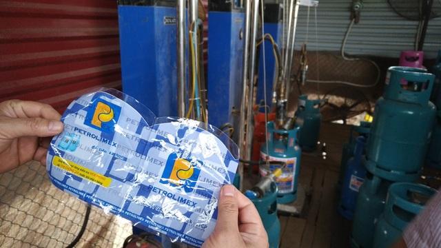 Triệt xóa xưởng sang chiết gas trái phép có camera giám sát - 8