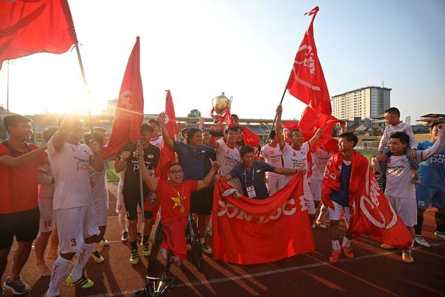 Viettel lên hạng, tượng đài Thể Công trở lại V-League - 4