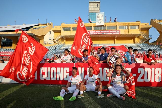 Viettel sẽ lấy tên là Thể Công ở V-League 2019