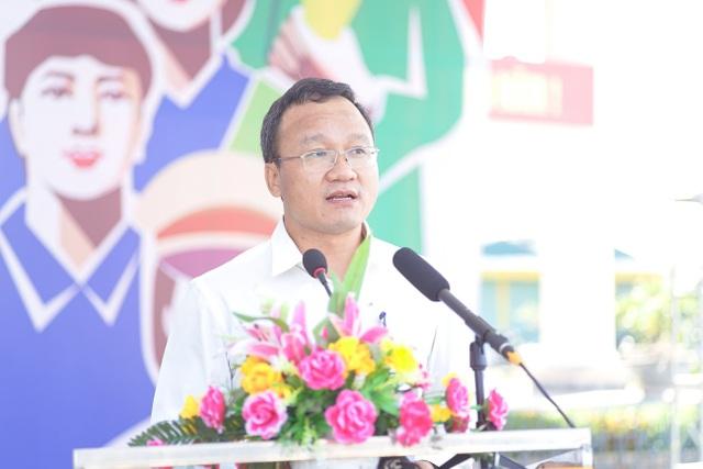 Ông Khuất Việt Hùng - Phó Chủ tịch Chuyên trách Ủy ban An toàn giao thông Quốc gia
