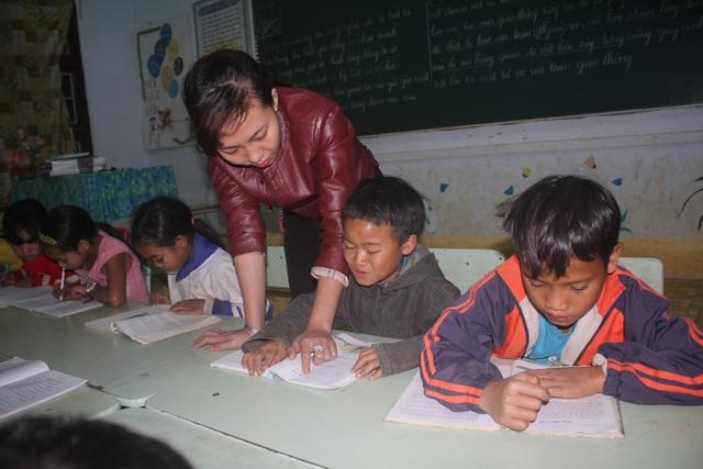 Nhiều trường vùng sâu đang thiếu giáo viên (ảnh minh họa)
