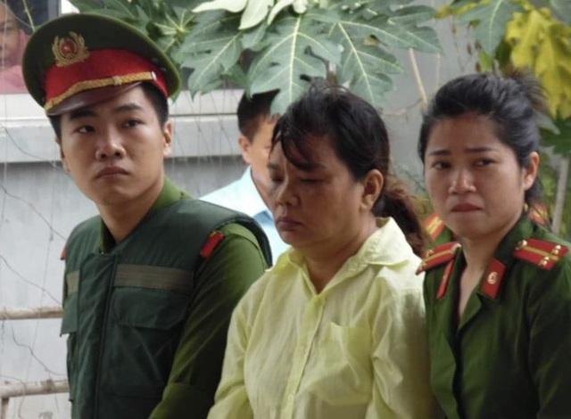 Bị cáo Lê Thị Phương Oanh lãnh án chung thân