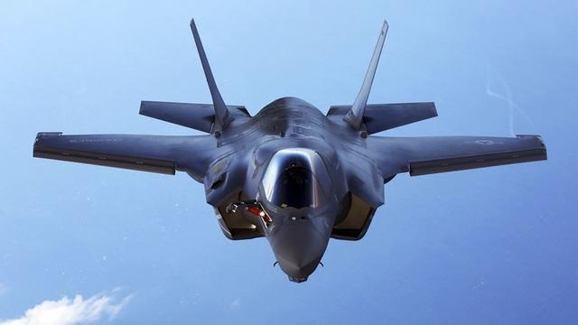 Máy bay F-35B của Lính thủy đánh bộ Mỹ (Ảnh: Reuters)